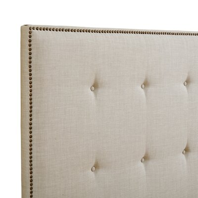 Carneys Upholstered Panel Headboard