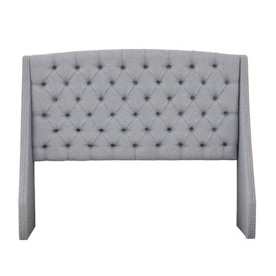 Corbett Upholstered Wingback Headboard