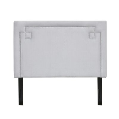 Raffaela King Upholstered Panel Headboard