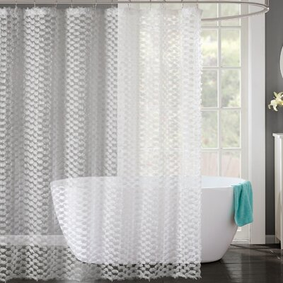 Cristian Clipped Shower Curtain