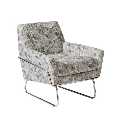 Fressia Modern Accent Armchair