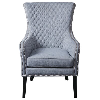 Busti Armchair Upholstery Color: Light Blue