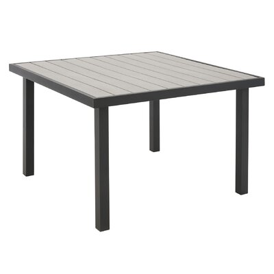 Crete Outdoor Wood Dining Table