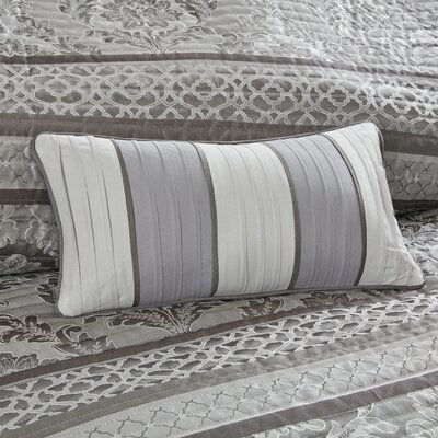Bartle 6 Piece Coverlet Set Size: King