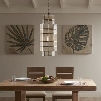 Artemas 1-Light Foyer Pendant