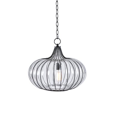 Arteaga 1-Light Globe Pendant