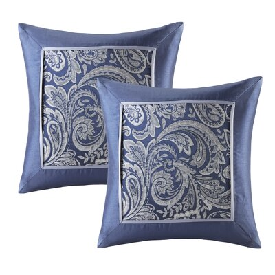 Pokanoket Jacquard Throw Pillow