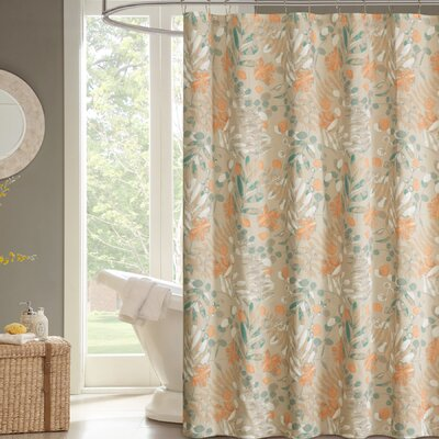 Anglesey 100% Cotton Sateen Shower Curtain