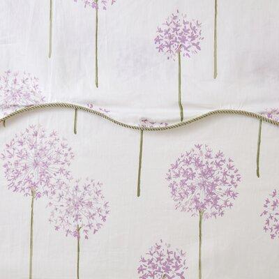 Brooklet Sateen Cotton Shower Curtain