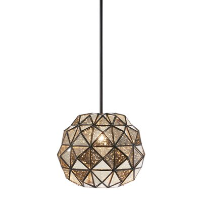 Leonora 1-Light Globe Pendant