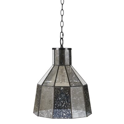 Halstead 1-Light Inverted Pendant