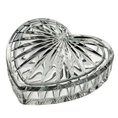 Galway Living Heart Trinket Box