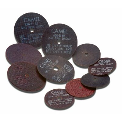 CGW Abrasives Type 1 Cut-Off Wheels, Air & Electric Die Grinders - 2x1/16x1/4 t1 a60-r-bf cutoff die grind/mandrel (Set of 10) at Sears.com