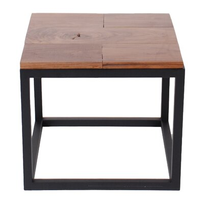 Jackson End Table Finish: Black