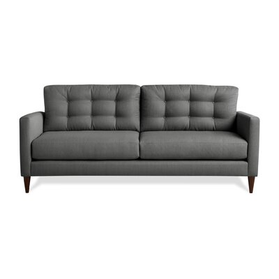 Harvard Sofa Upholstery: Charcoal
