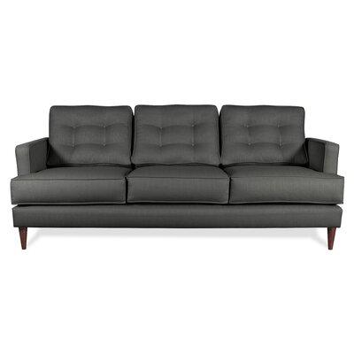 Dana Sofa Upholstery: Charcoal