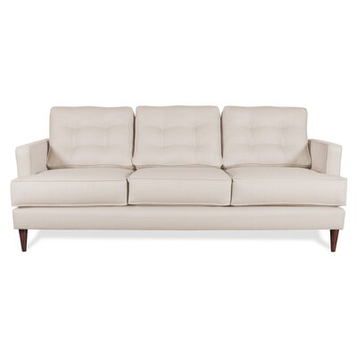 Dana Sofa Upholstery: Ivory