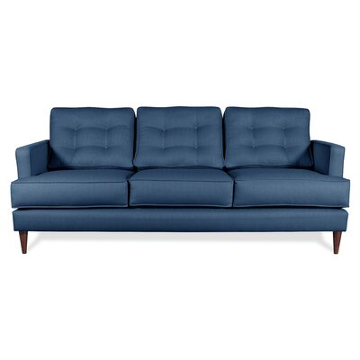 Dana Sofa Upholstery: Navy