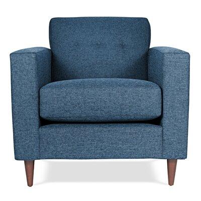 Jackson Arm Chair Upholstery: Navy
