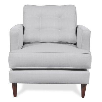 Dana Armchair Upholstery: Pebble