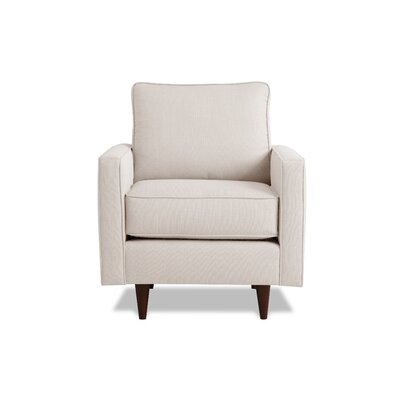 Hope Armchair Upholstery: Ivory