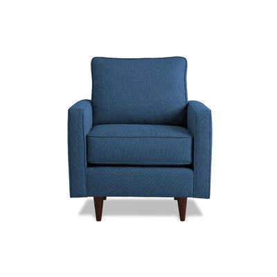 Hope Armchair Upholstery: Navy