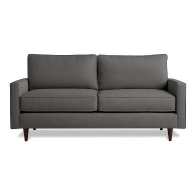 Hope Sofa Upholstery: Charcoal