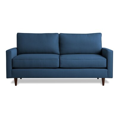 Hope Sofa Upholstery: Navy
