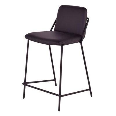 Sling 24 Bar Stool Upholstery: Black