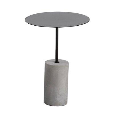 Pier End Table Color: Black