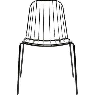 m.a.d. Furniture Resonate Stacking Patio Dining Chair