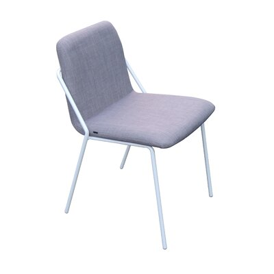 Sling Side Chair Frame Finish: White