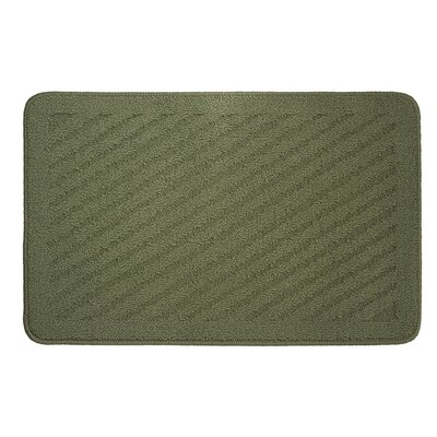 Griddle Kitchen Mat Rug Size: 16 x 24