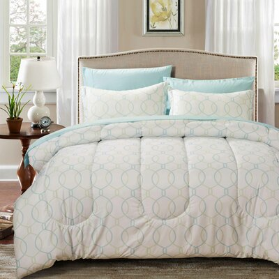 Monarch 7 Piece Bed-In-A-Bag Set