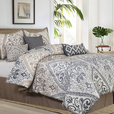 Farren 7 Piece Comforter Set Size: California King