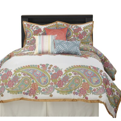 Langlie Comforter Set Size: California King