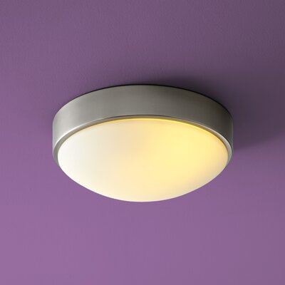 Selvage 2-Light Bowl Flush Mount