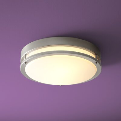 Oracle 2-Light Flush Mount