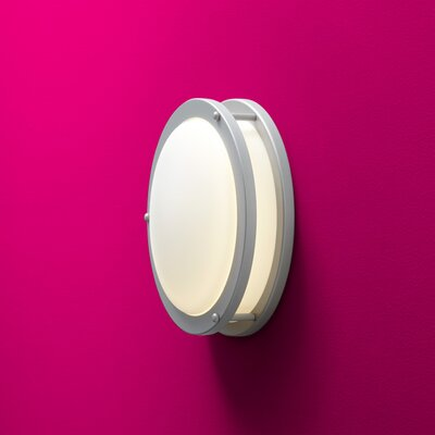 Oracle 1-Light Flush Mount Finish: Graphite