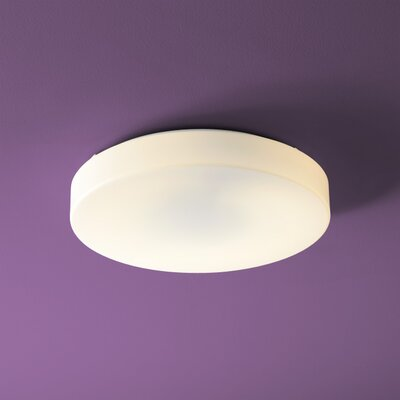 Rhythm 2-Light Flush Mount