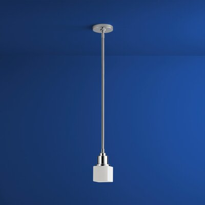 Elements 1-Light Mini Pendant Finish: Polished Chrome