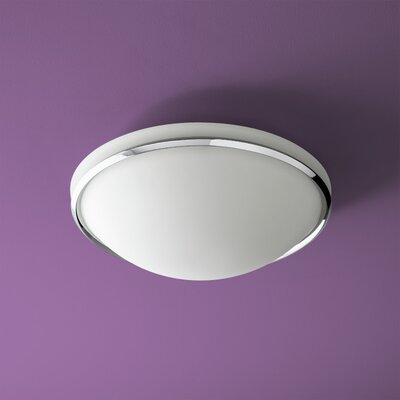 Saturna 2-Lights Flush Mount