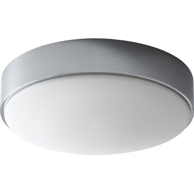 Journey 1-Light Flush Mount Finish: Polished Chrome