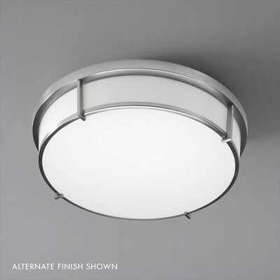 IO 2-Light Flush Mount