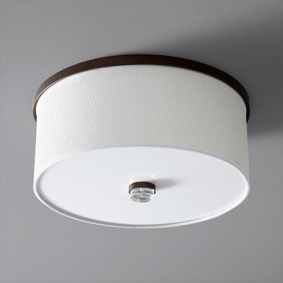 Echo 2-Light Flush Mount