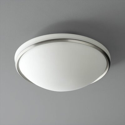 Saturna 2-Light Flush Mount