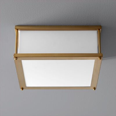 Modulo 1-Light Flush Mount