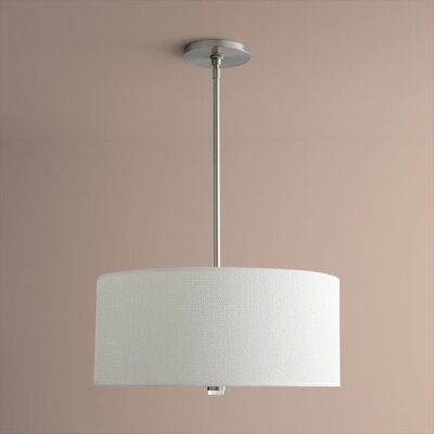 Echo 3-Light Drum Pendant