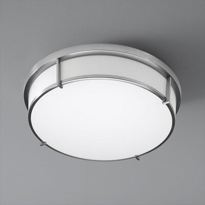Io 2-Lights Flush Mount