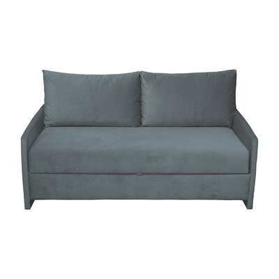 Happel Sofa Upholstery: Gray
